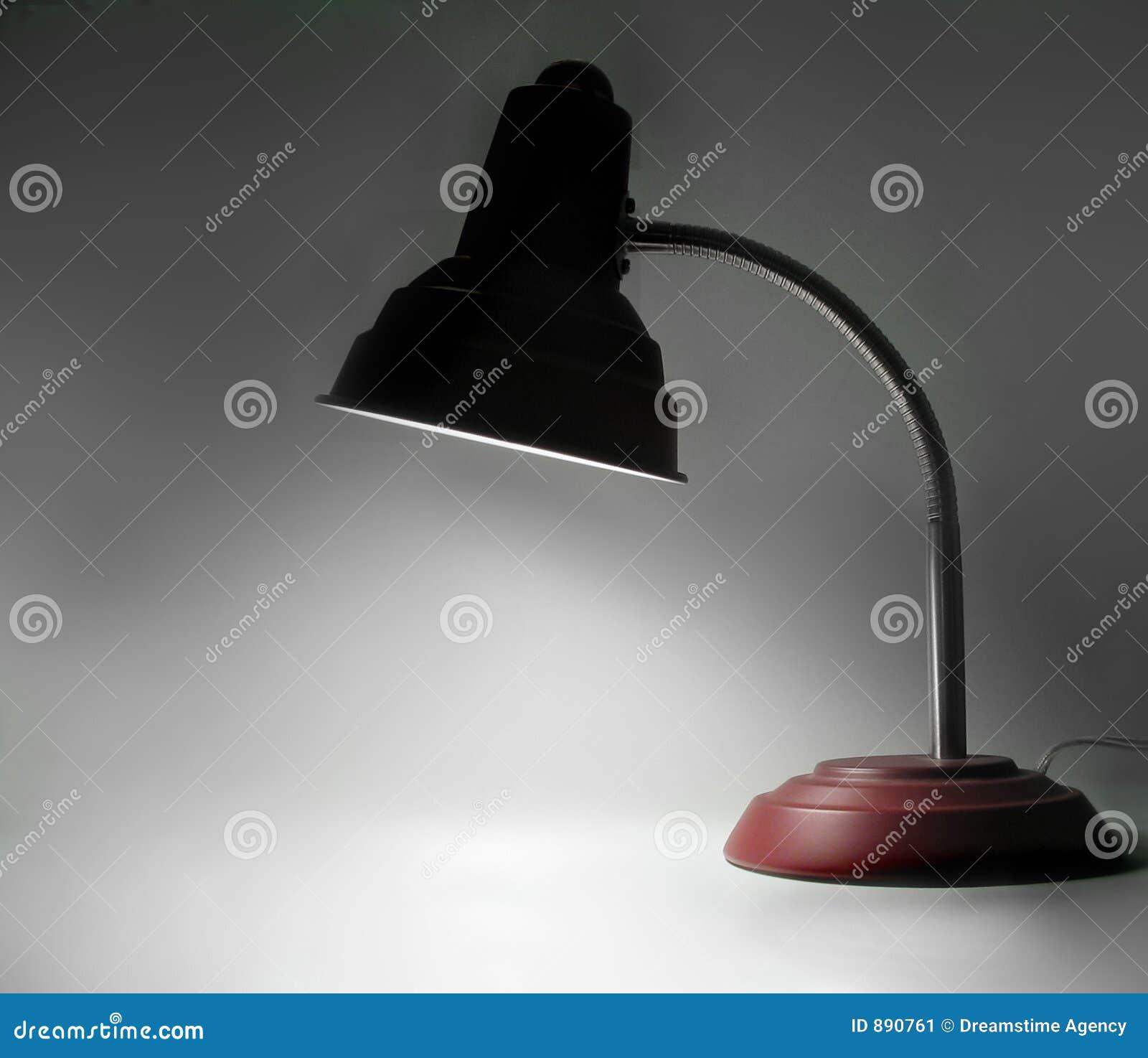Biurko światła