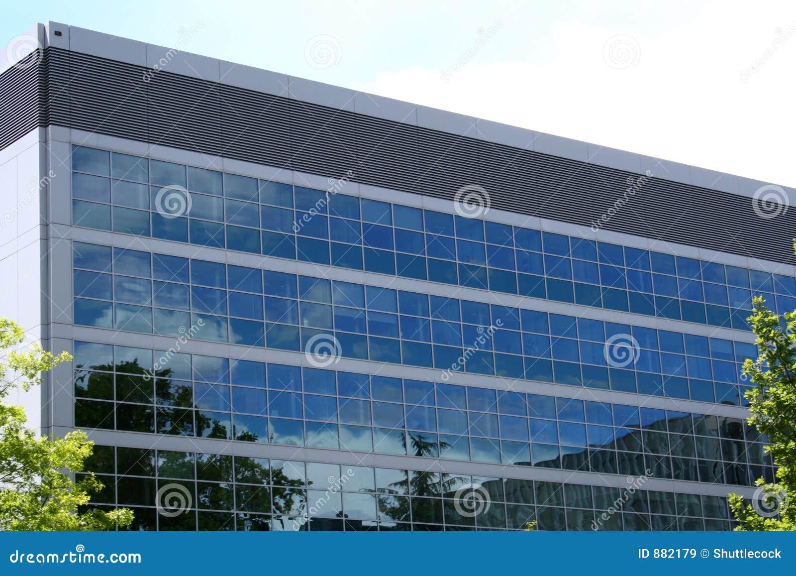 Biuro budynku.