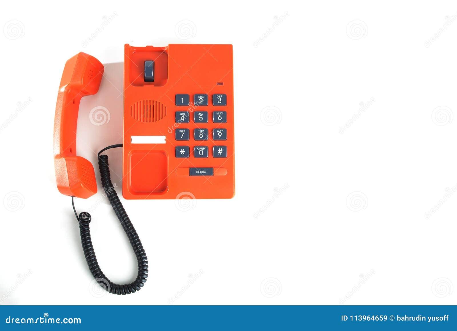 Biuro telefon odizolowywający