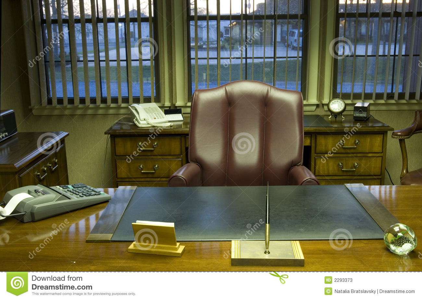 Biuro wykonawcze