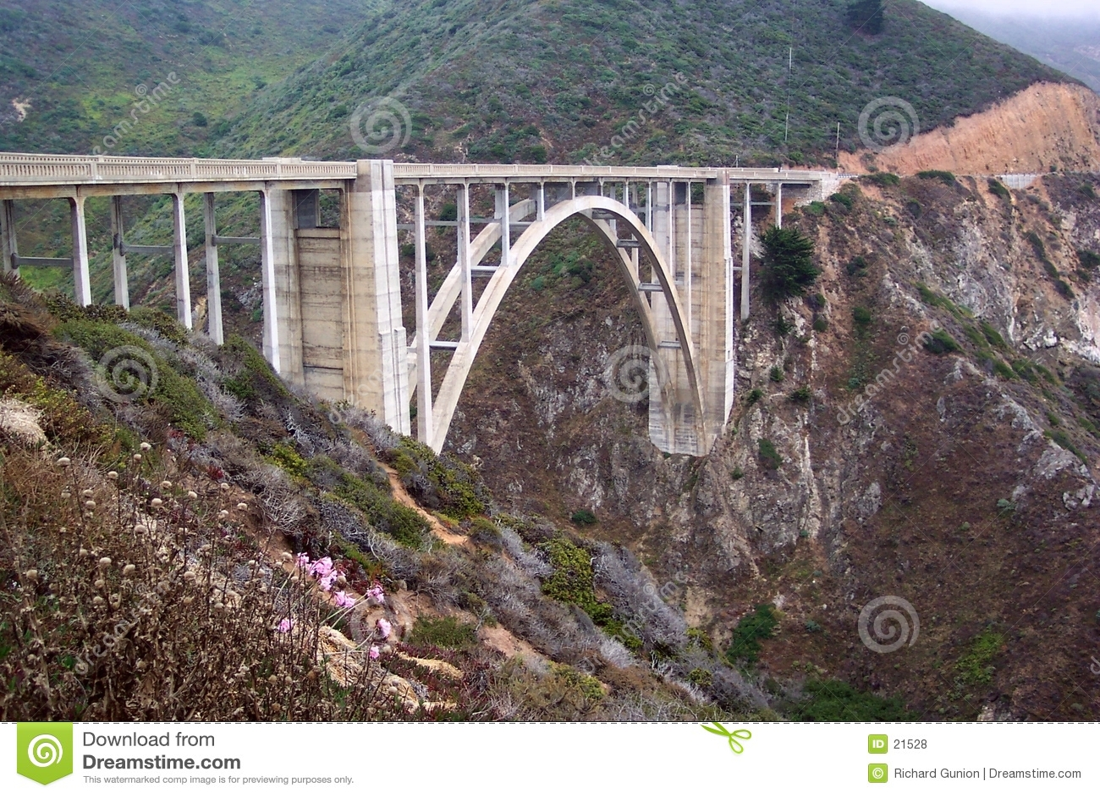 Bixby Bridge-California