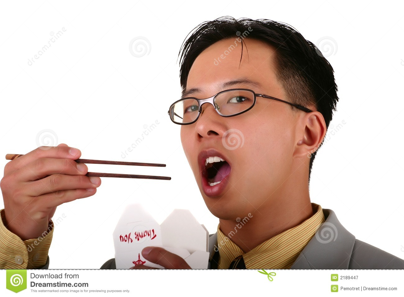 how to properly eat rice with chopsticks