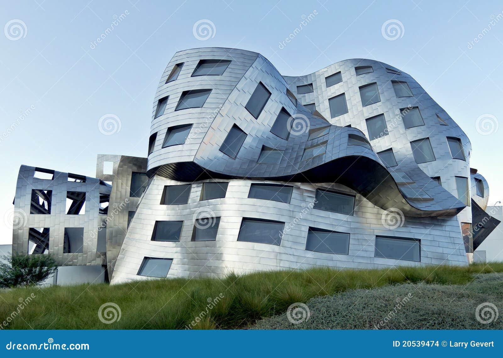 bizarre architectuur in las vegas redactionele stock afbeelding afbeelding 20539474. Black Bedroom Furniture Sets. Home Design Ideas