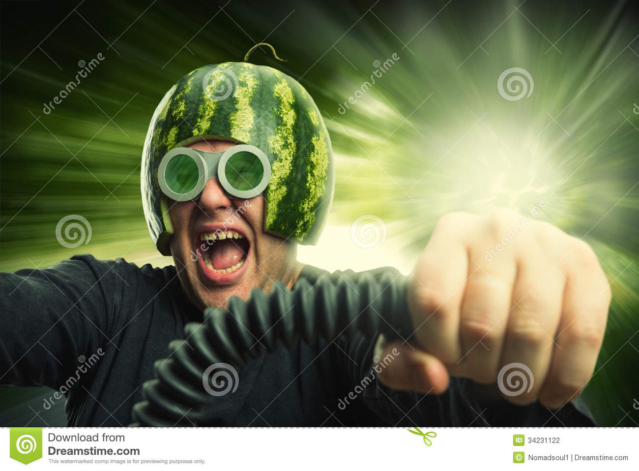 bizarre man in a helmet from a watermelon stock farmer clipart black and white farmer clipart pinterest