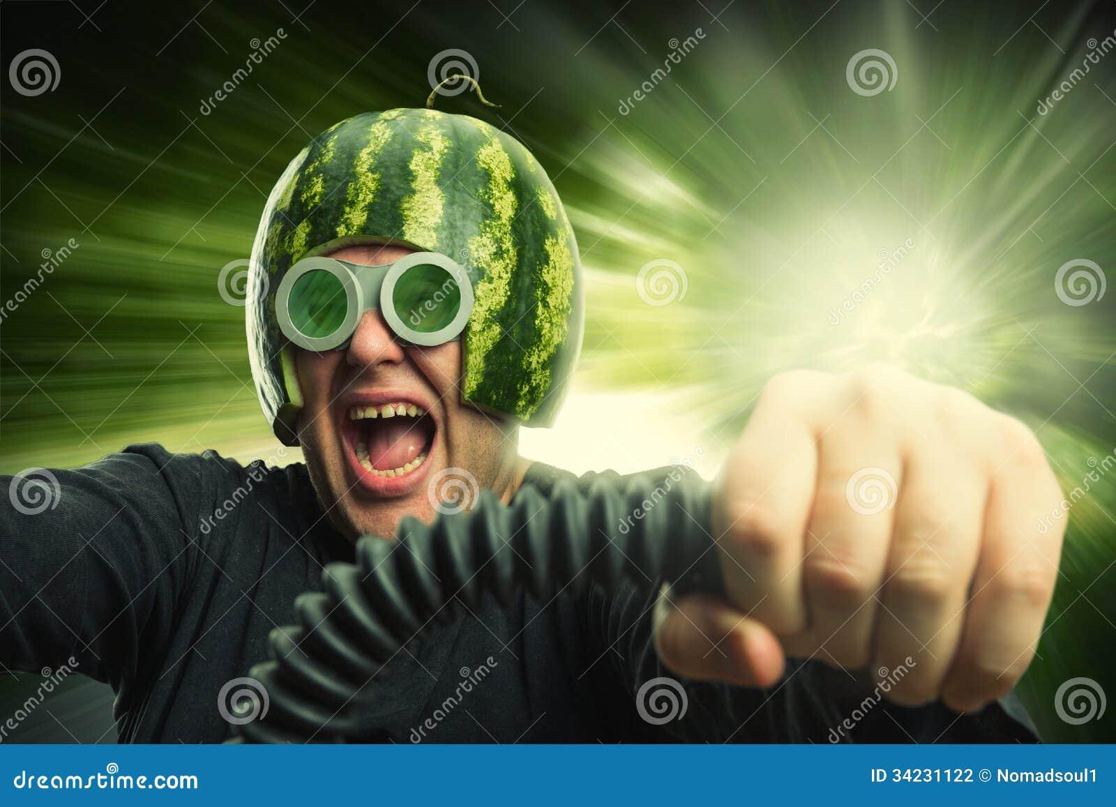 Weird Stock Photos Watermelon 5