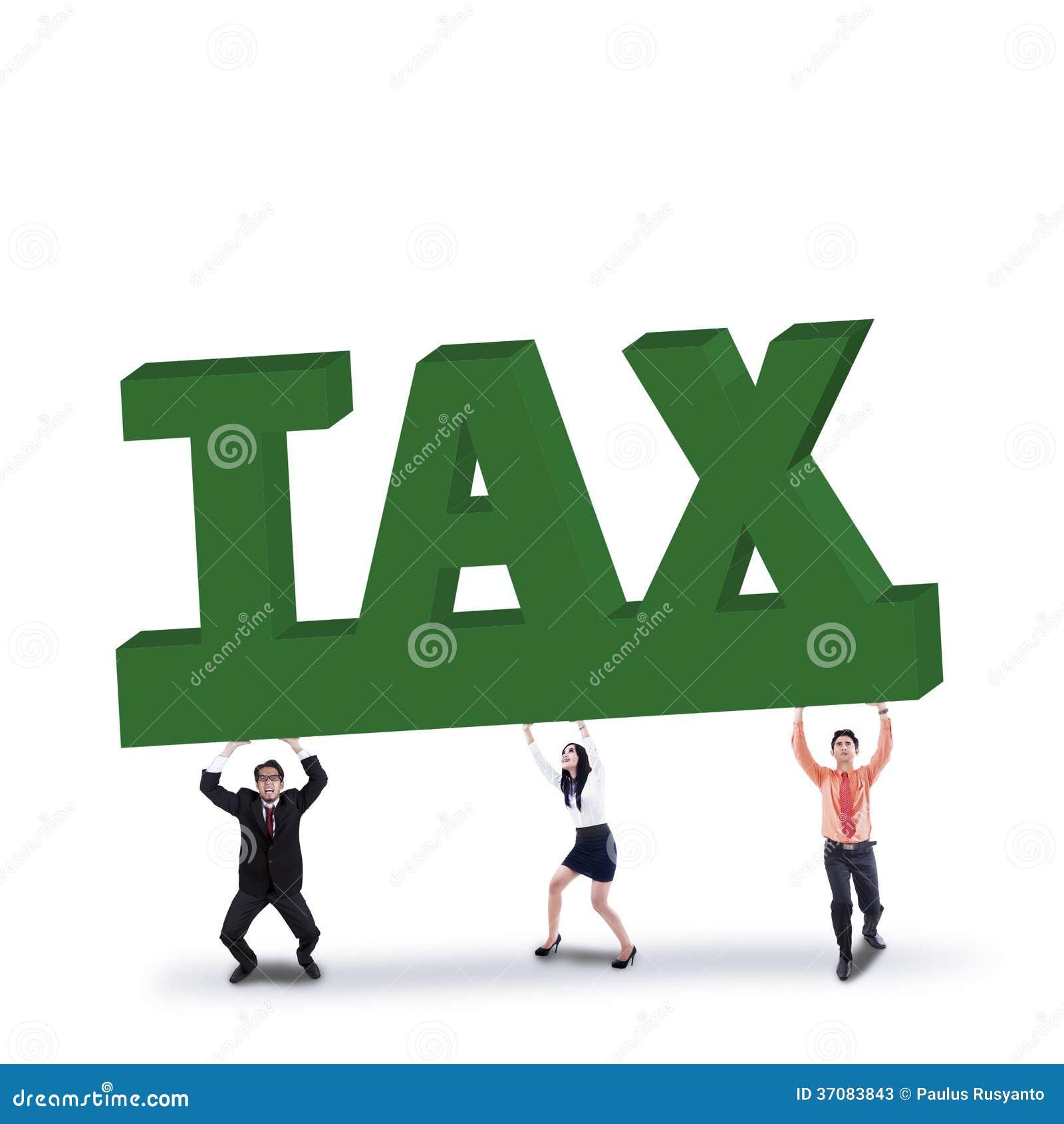 Download Biznes Drużyna Podnosi Podatku Znaka Obraz Stock - Obraz złożonej z malezyjczyk, biznesmen: 37083843