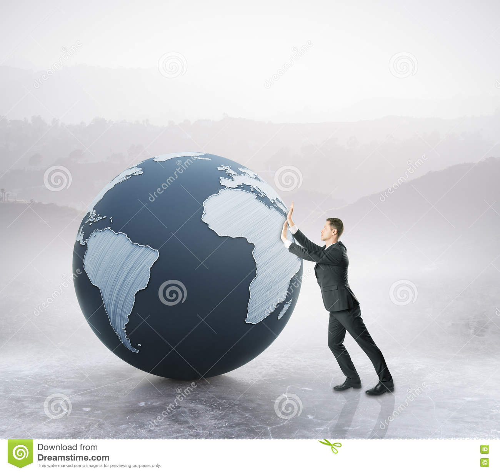 Biznes koncepcję globalnego