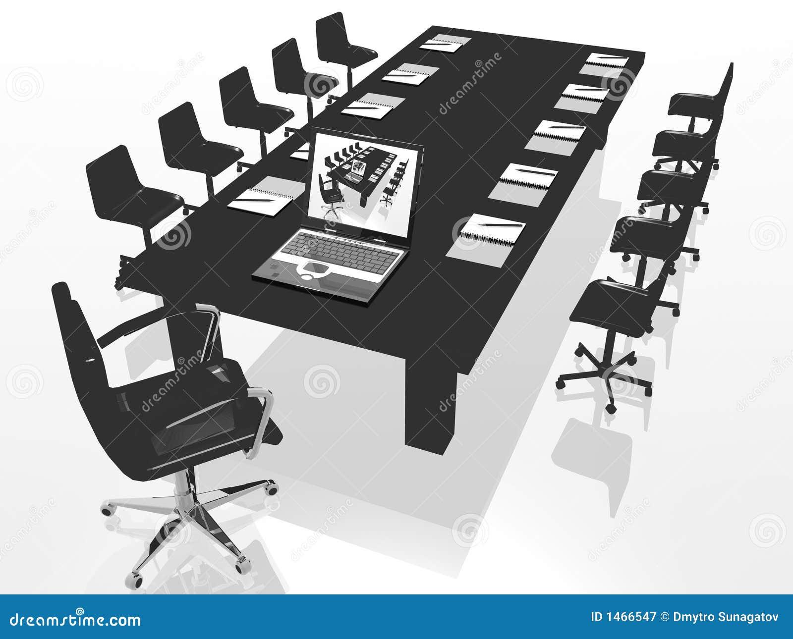 Biznes krzesło