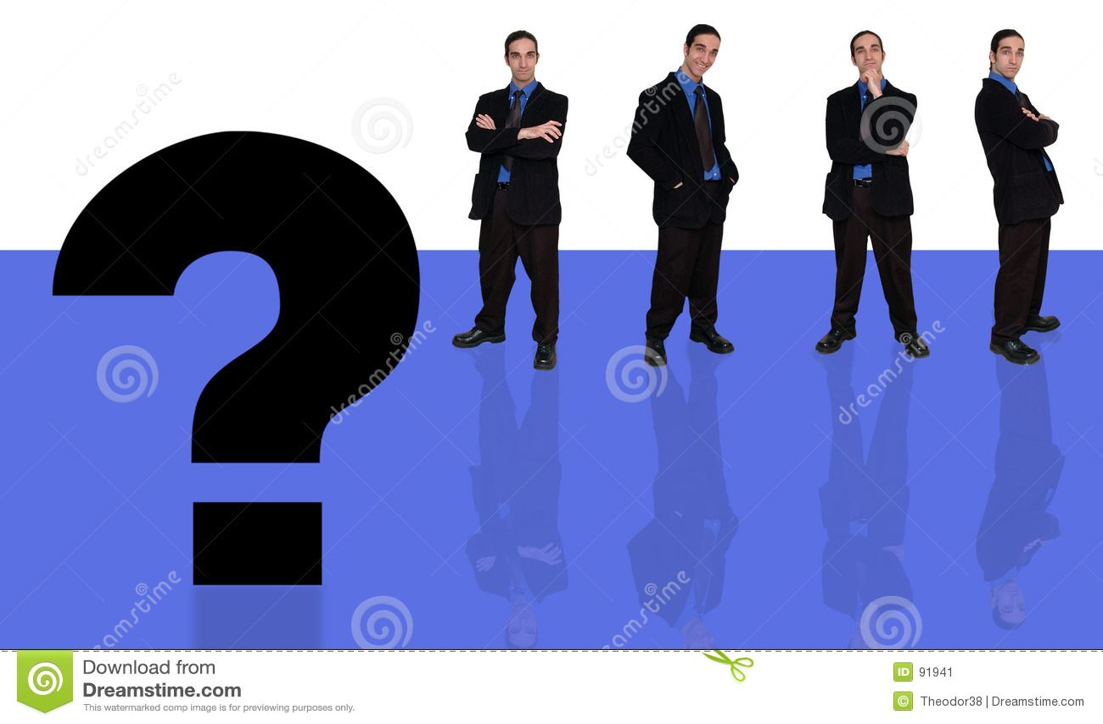 Biznesmenów 6 pytanie