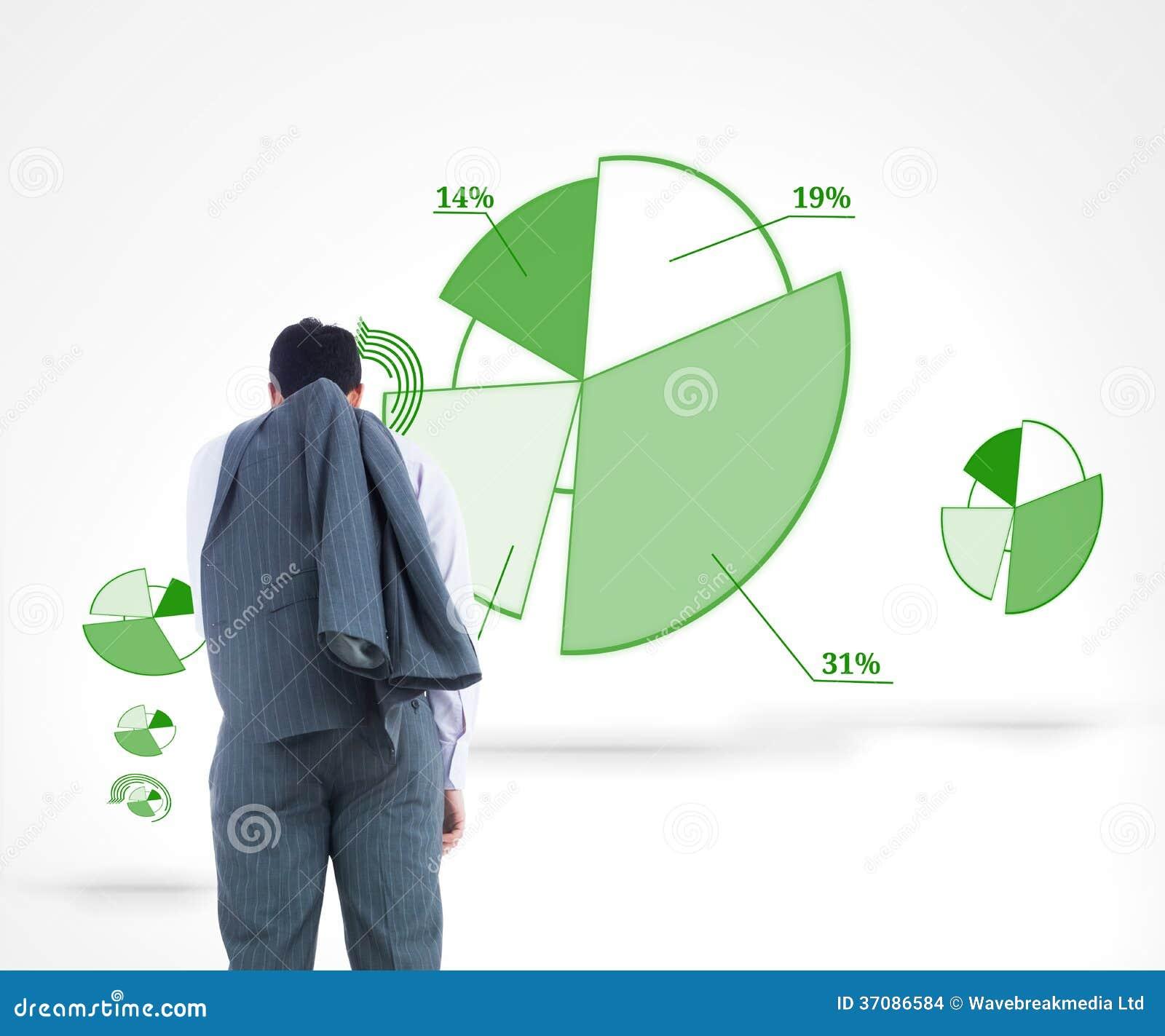 Download Biznesmen pozycja zdjęcie stock. Obraz złożonej z potomstwa - 37086584