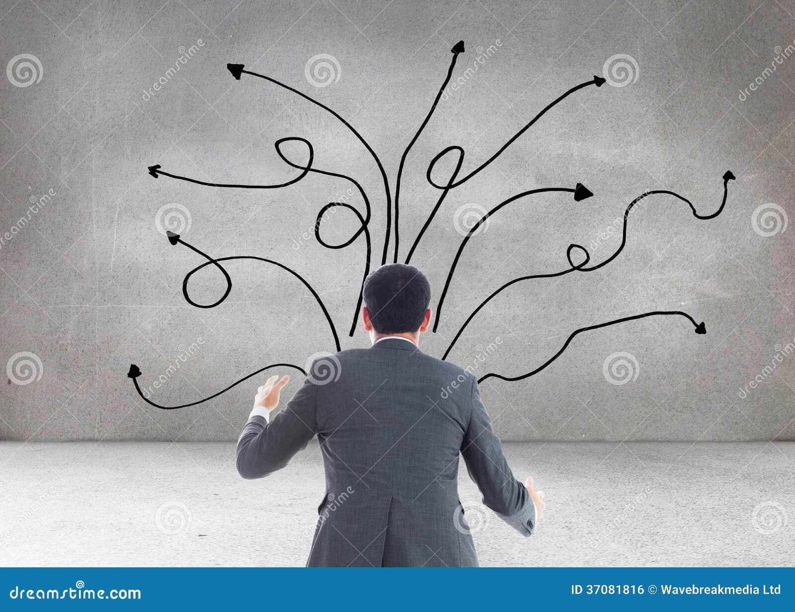 Download Biznesmena łapanie zdjęcie stock. Obraz złożonej z komputer - 37081816