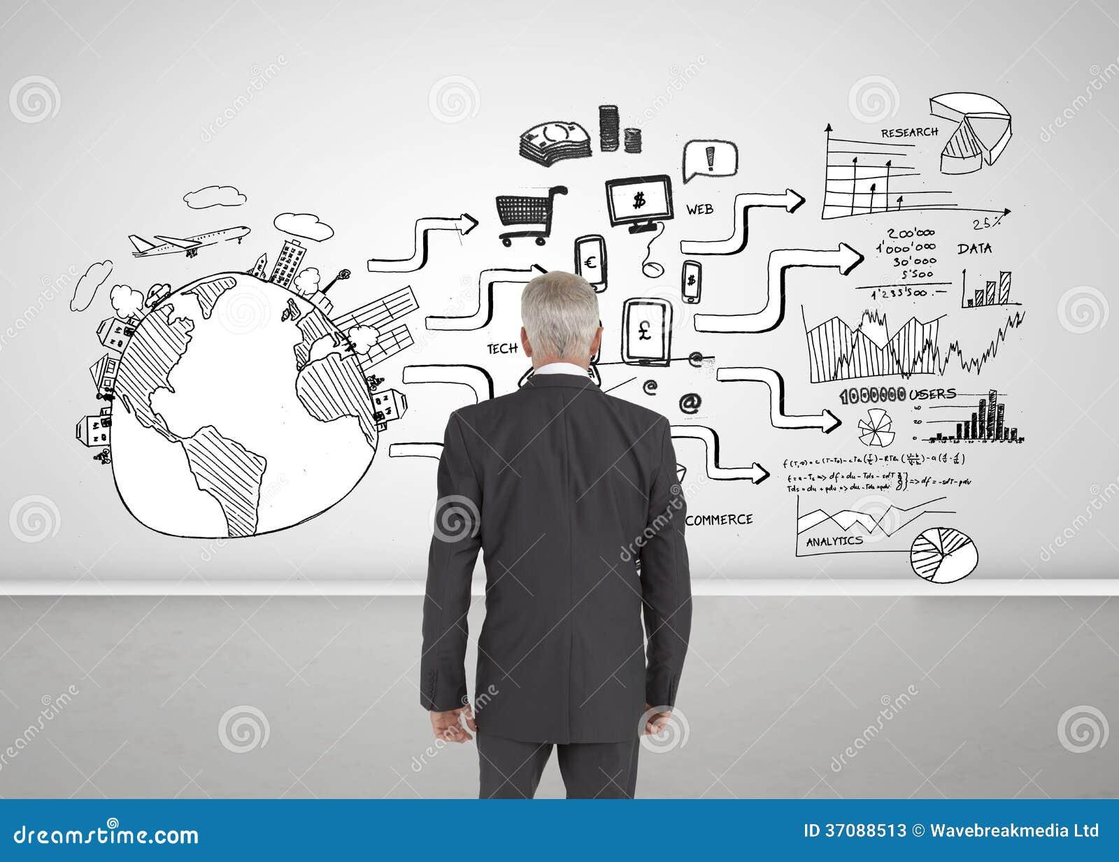 Download Biznesmena Odprowadzenie Zdala Od Kamery Obraz Stock - Obraz złożonej z dane, osoba: 37088513