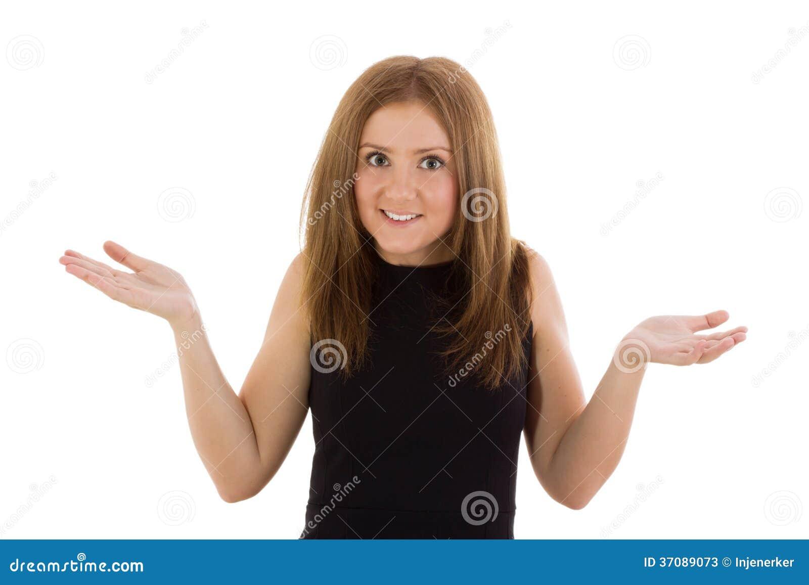 Download Biznesowa Kobieta Zaskakująca Obraz Stock - Obraz złożonej z moda, szachrajka: 37089073