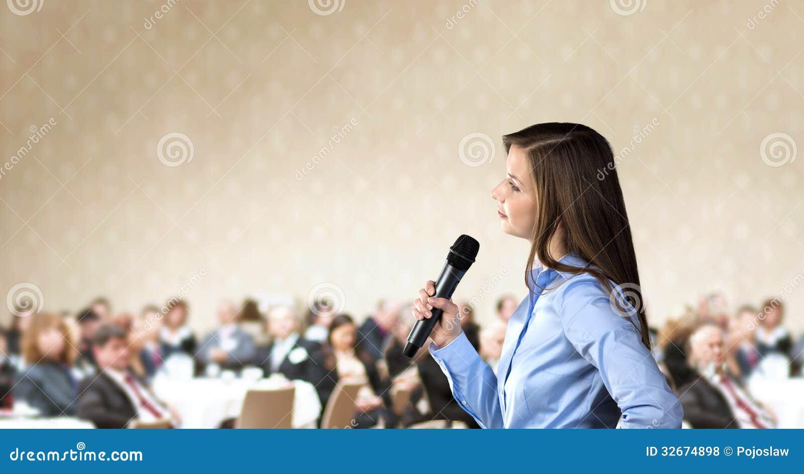 Biznesowa konferencja