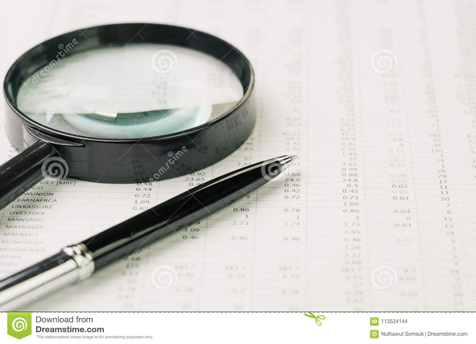Biznesowego występu przegląd, gmeranie lub cyzelatorstwo dla inwestyci,