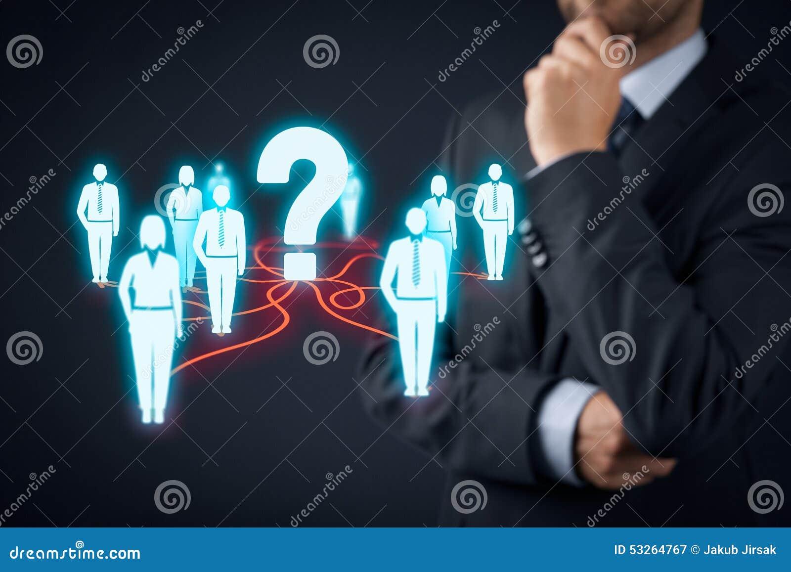 Biznesowej bizneswomanu grupy ludzcy wielcy ludzie zasobów