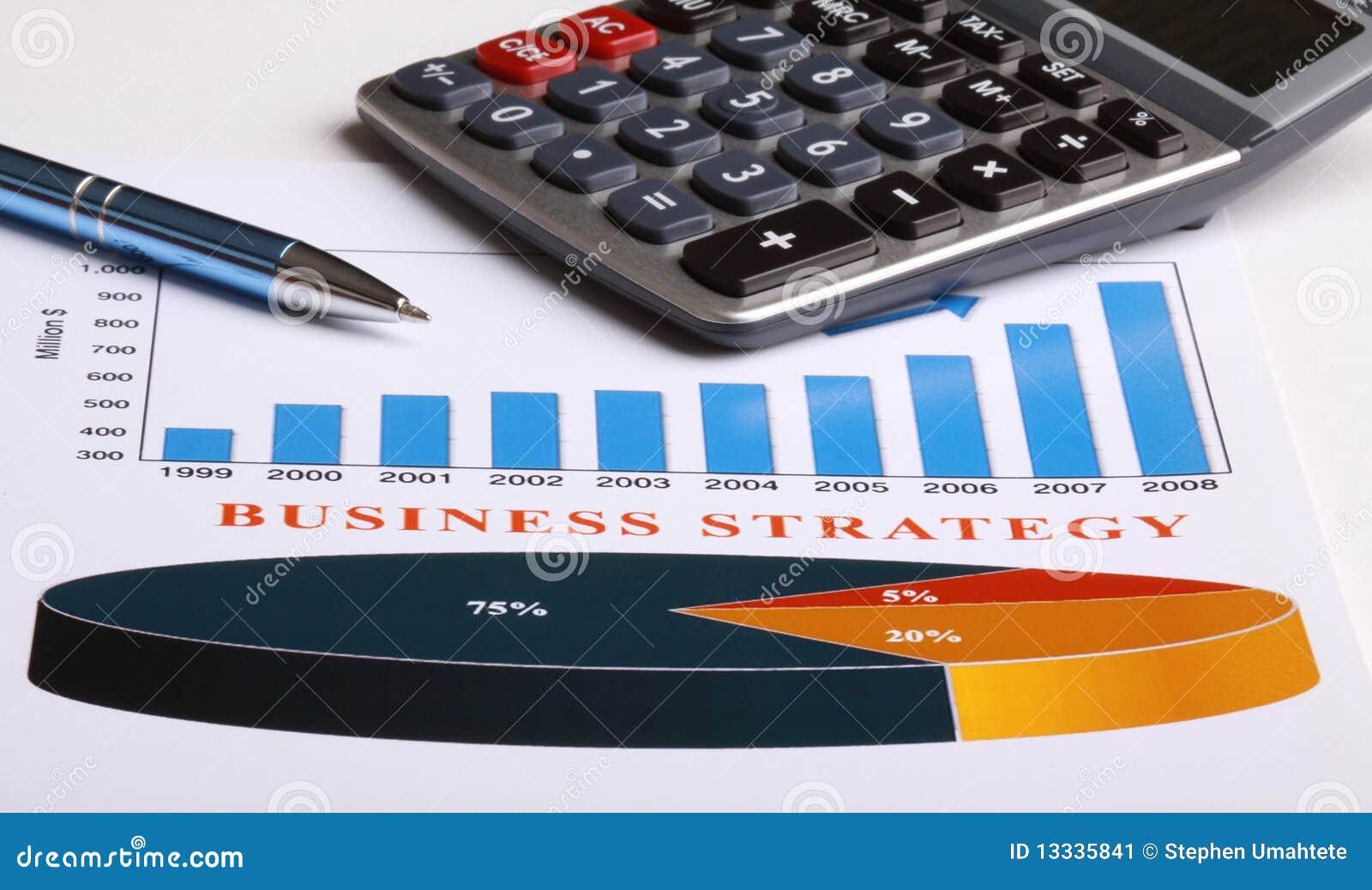 Biznesowej mapy strategia