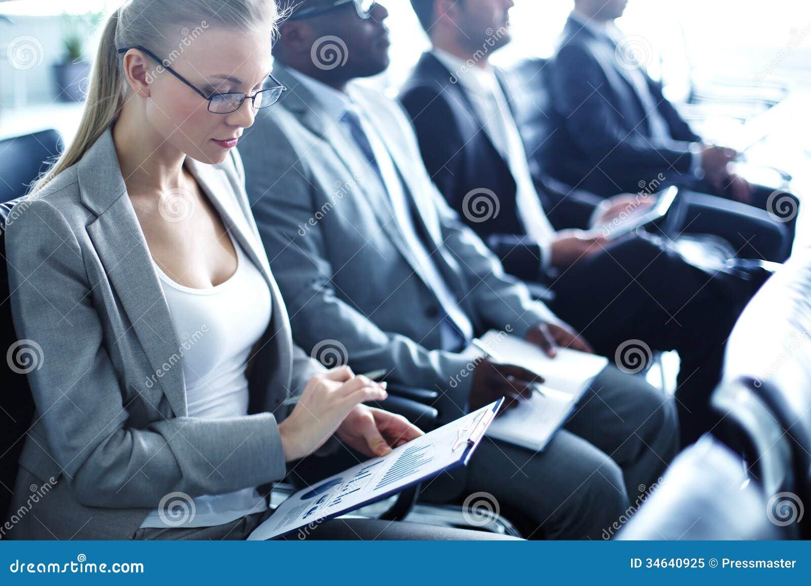 Biznesowy konwersatorium