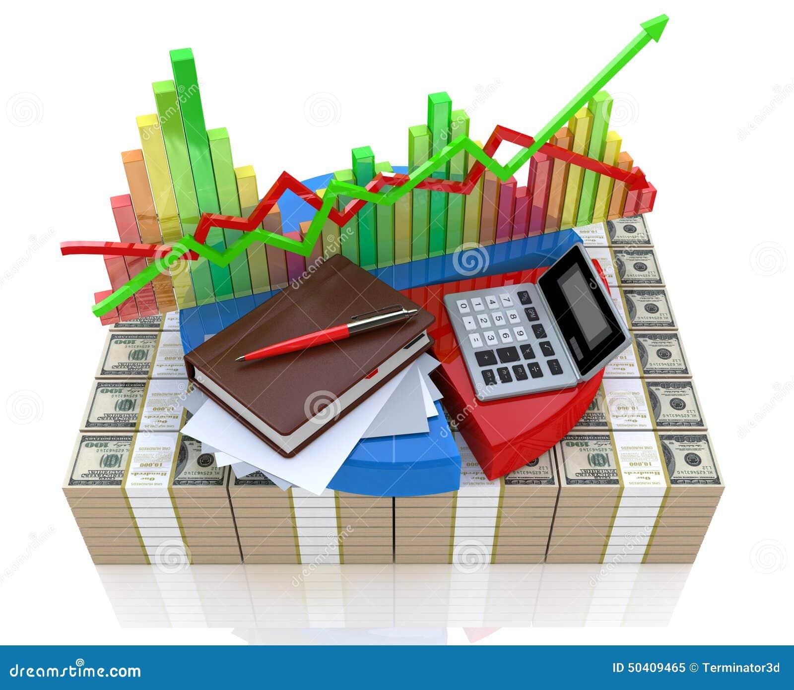 Biznesowy obliczenie - analiza rynek finansowy