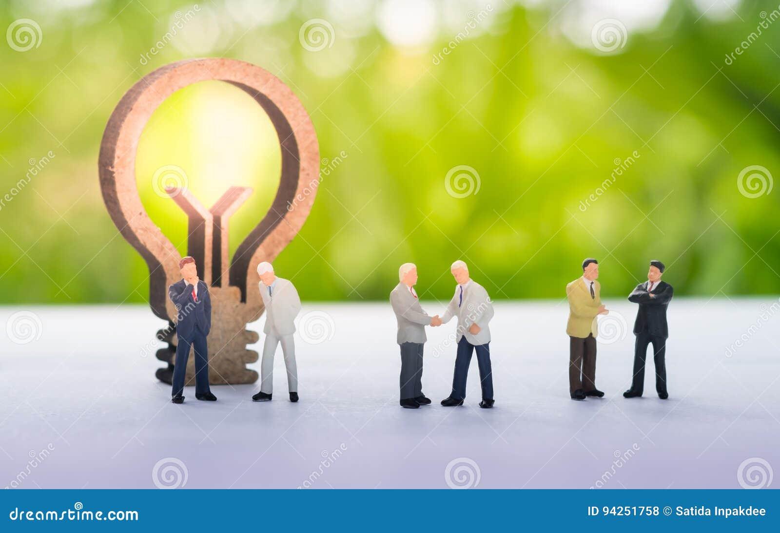 Biznesowy pomysłu pojęcie