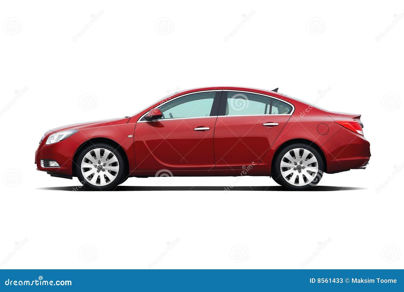 Biznesowy sedan