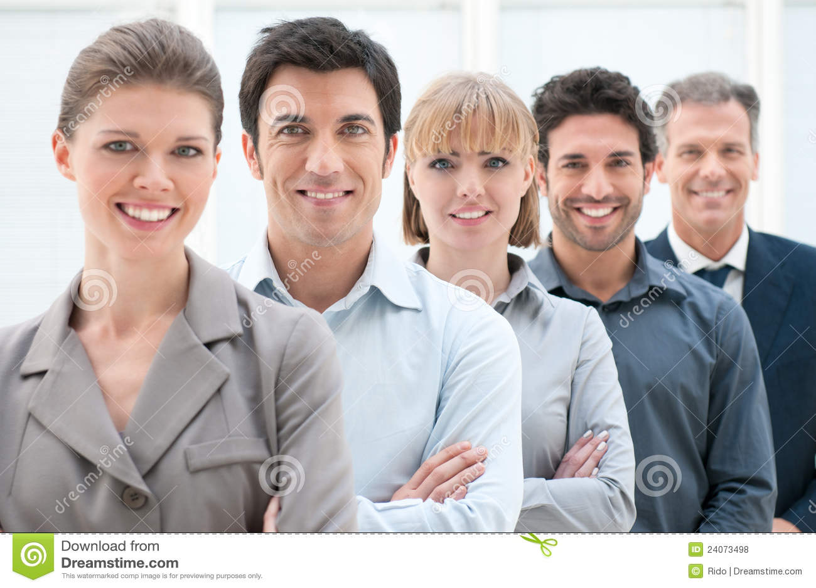 Biznesu drużyny praca