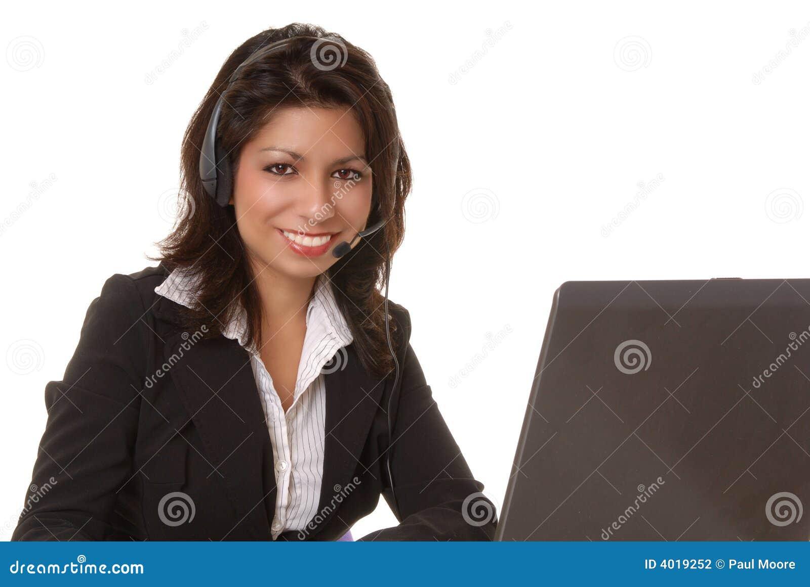 Bizneswomanów young