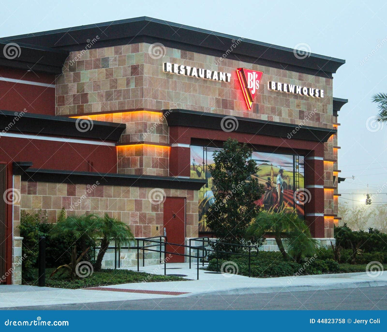 Bj S Restaurant Brewhouse Orlando Fl