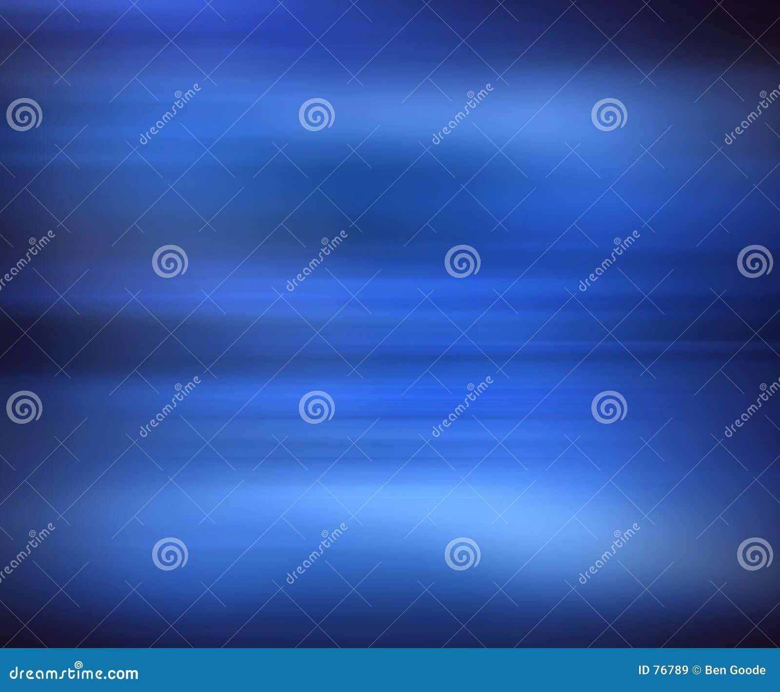 Blå blur