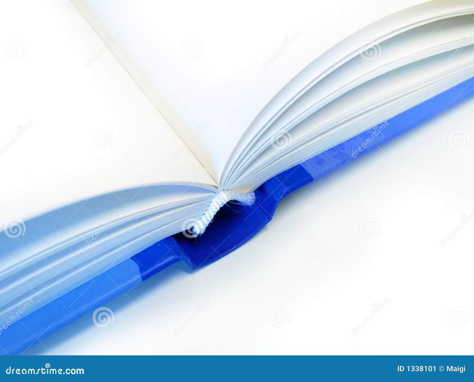 Blå bok