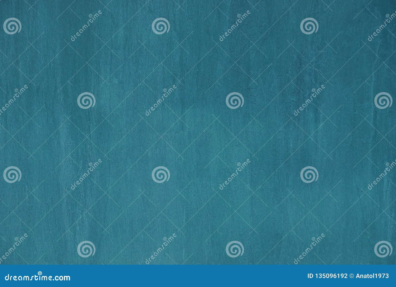 Blå metallbakgrund från ett fragment av en gammal vägg i staketet
