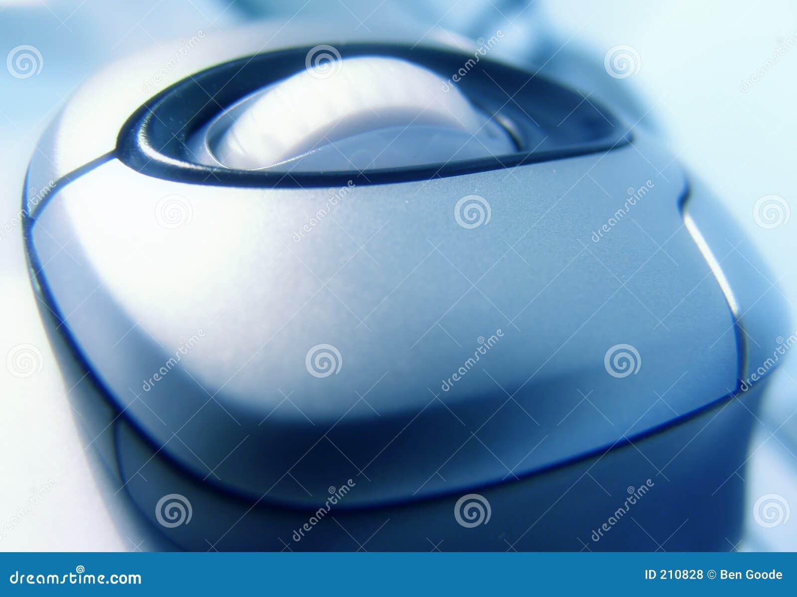 Blå mus