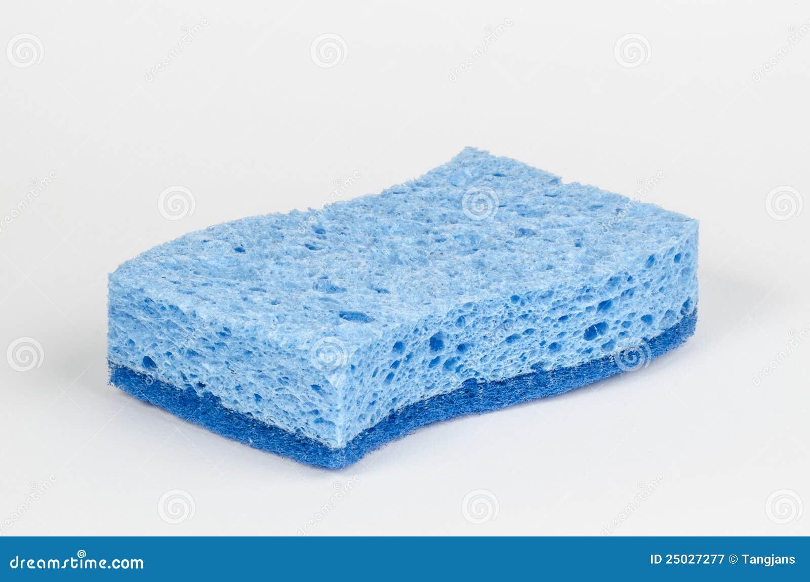 Blå svamp