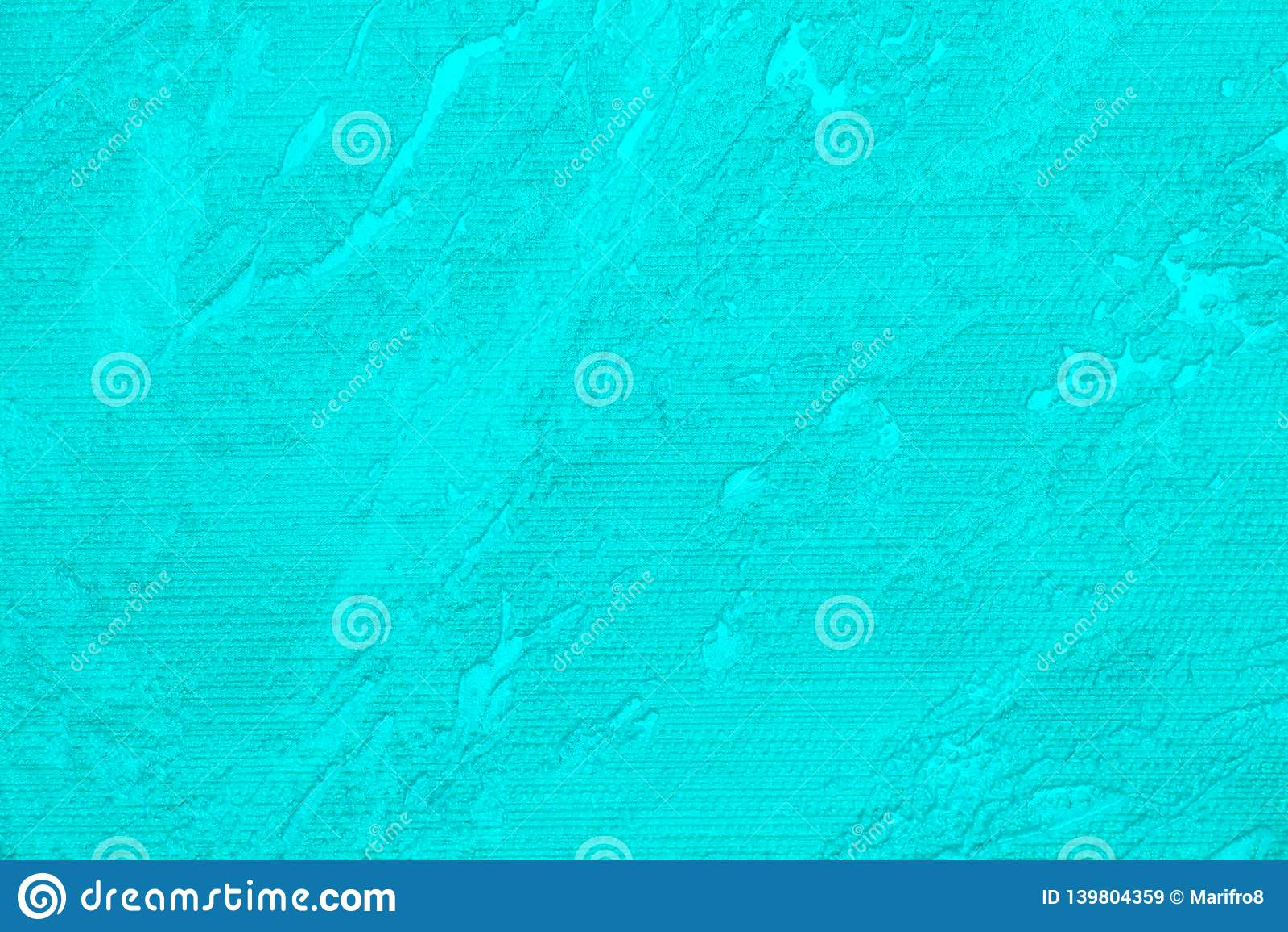 Blå textur med reflex Färgen är turkos med refrängen