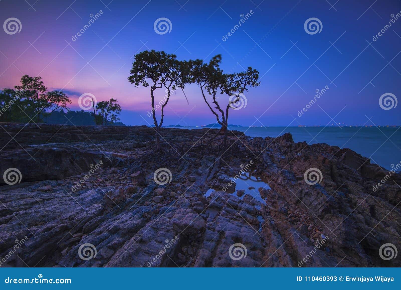 Blå wonderfull Indonesien för Sky9 Batam Bintan