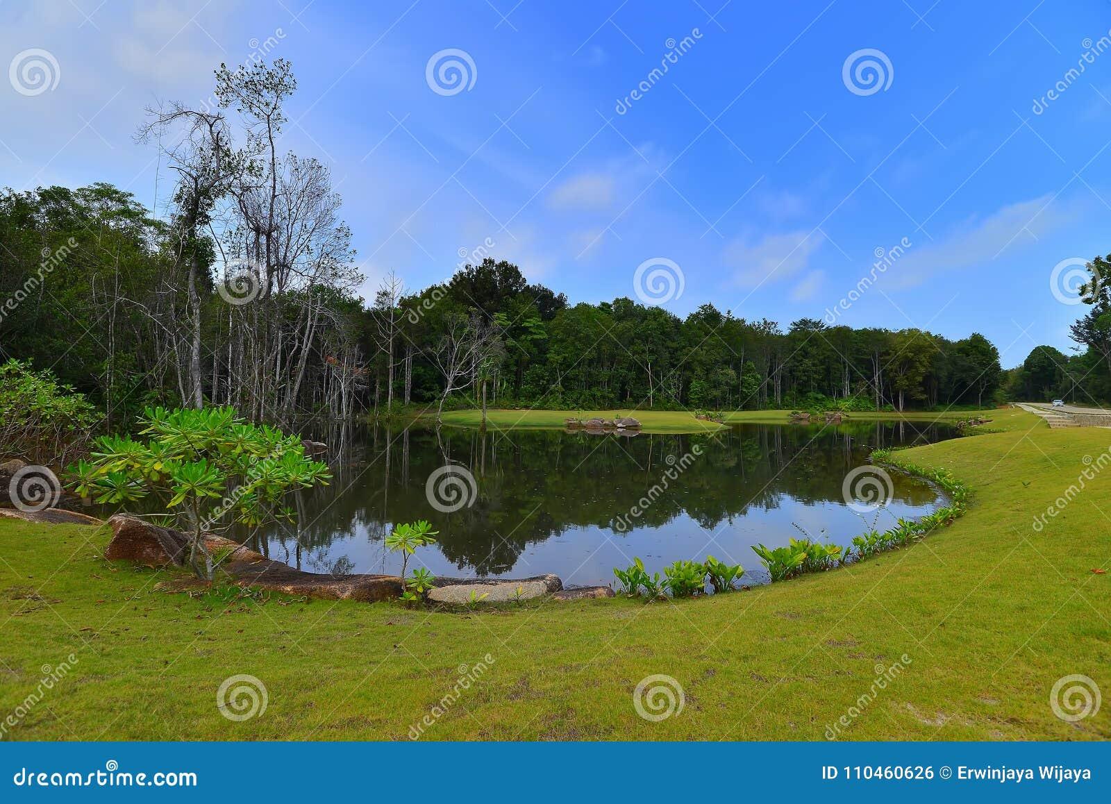 Blå wonderfull Indonesien för Sky5 Batam Bintan