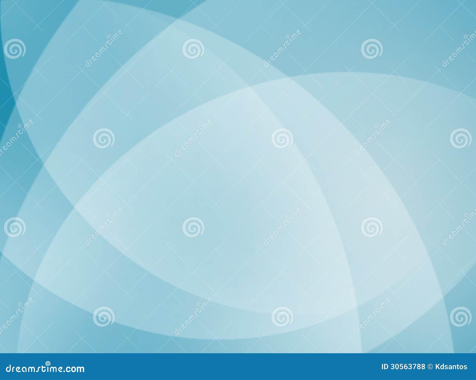 Blått buktar bakgrund