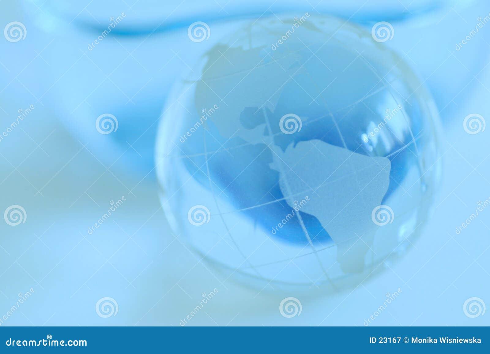 Blått planet