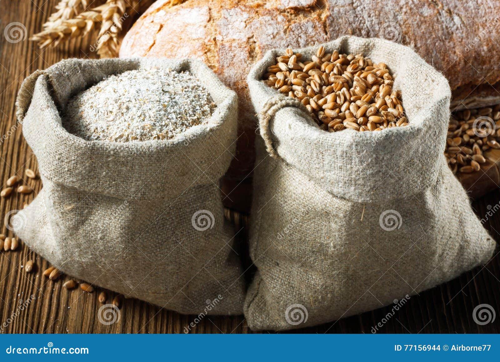 Blé et farine