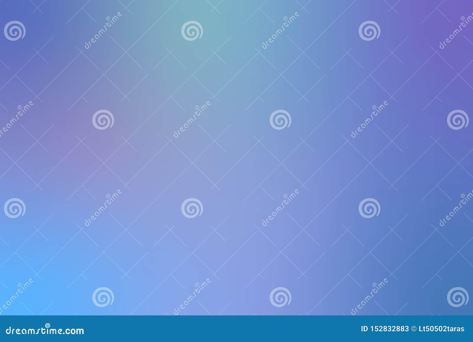 Bl? blur f?r abstrakt bakgrund