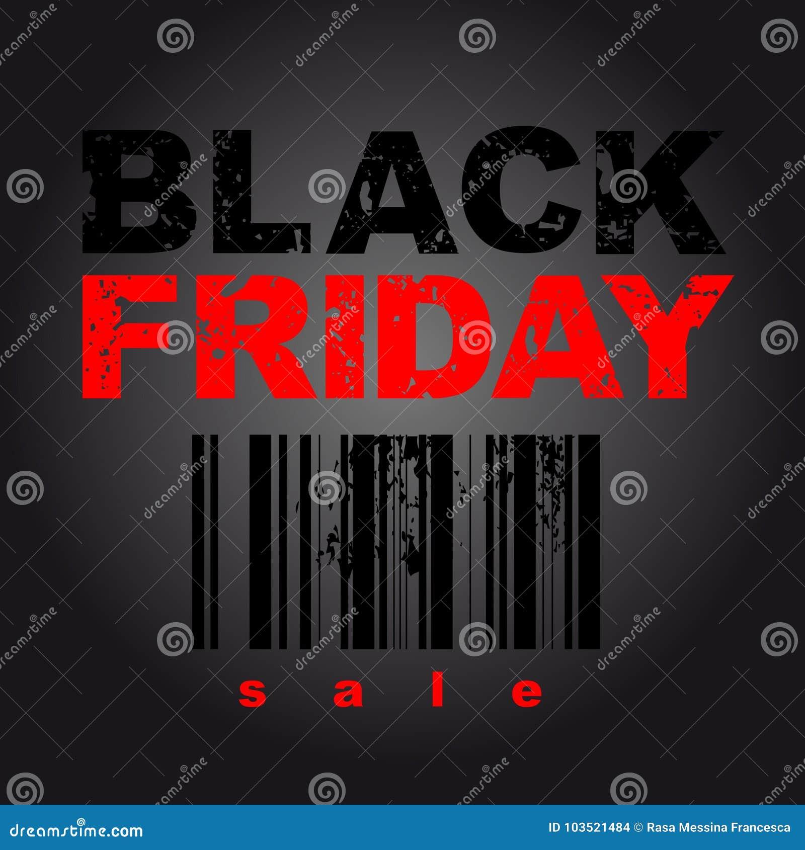 Black friday sale stock vector  Illustration of shopping