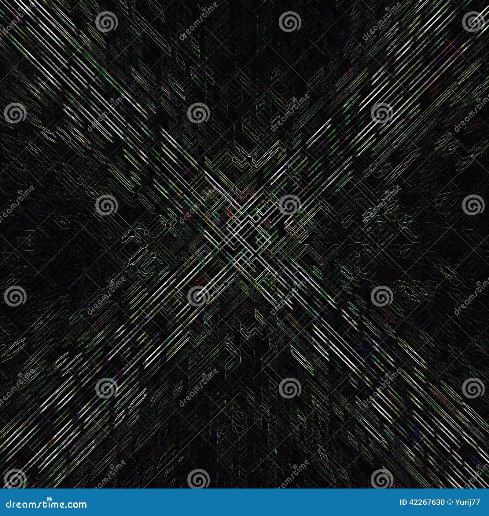 Line Texture Black And White : Black background stock illustration image