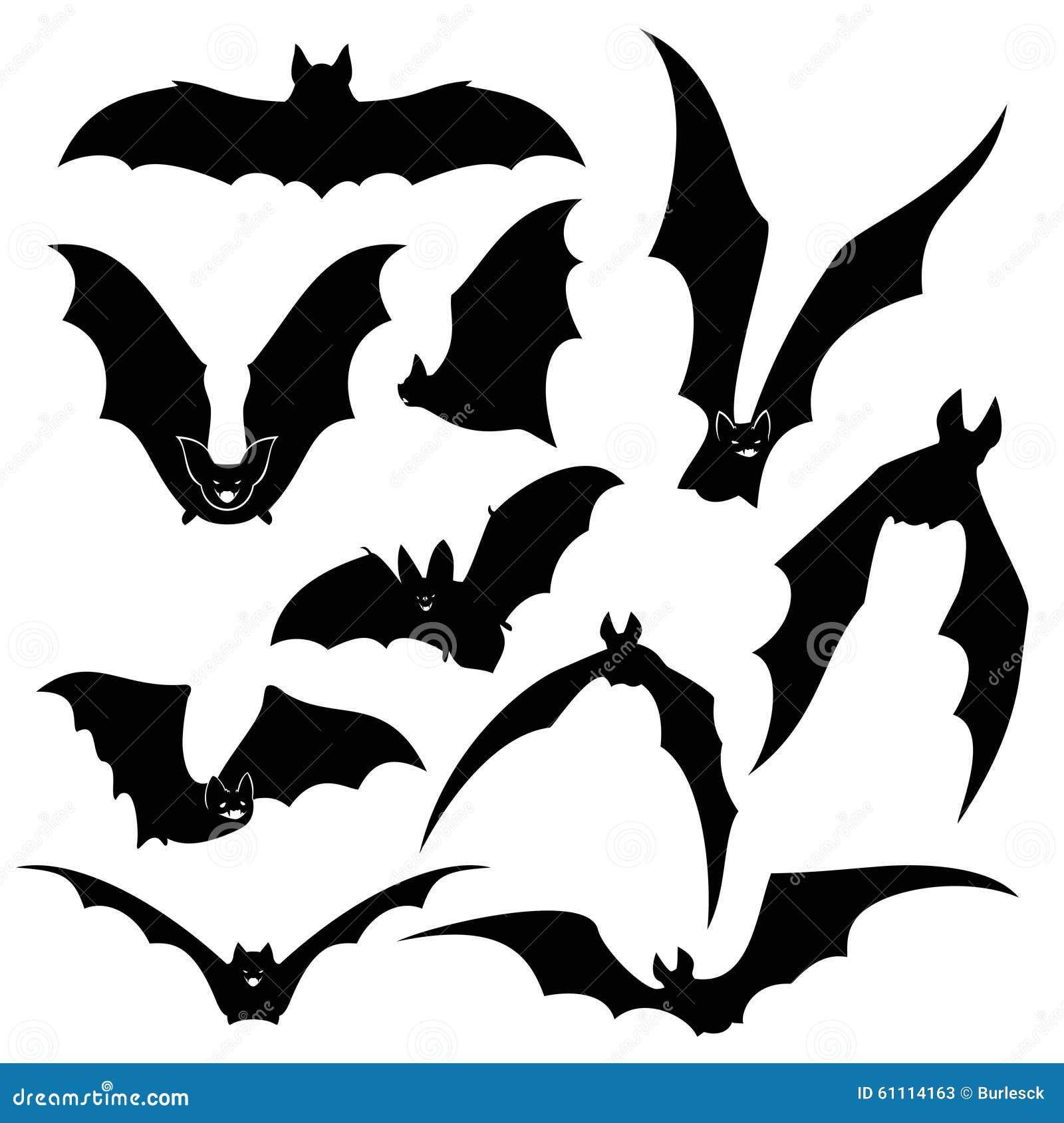 Flying Bat Template BestSellerBookDB