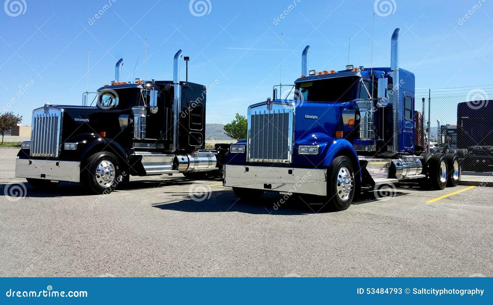 Kenworth Trucks Colors