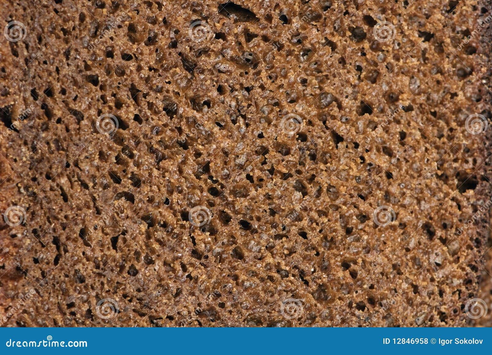 Black Bread Royalty Free Stock Photos - Image: 12846958