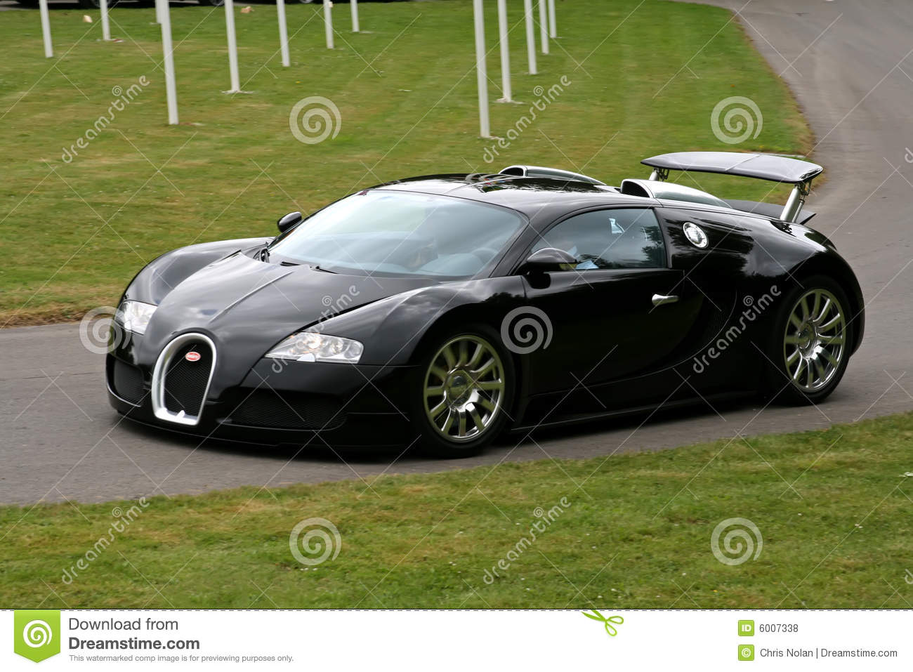 black bugatti veyron editorial stock photo image of fast. Black Bedroom Furniture Sets. Home Design Ideas