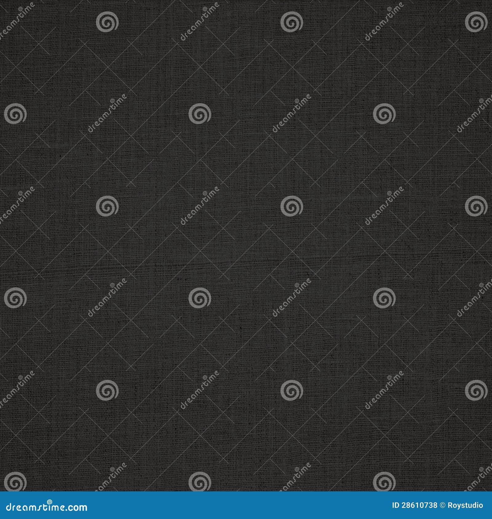 Black Canvas Background : Black canvas background fabric texture pattern stock photo