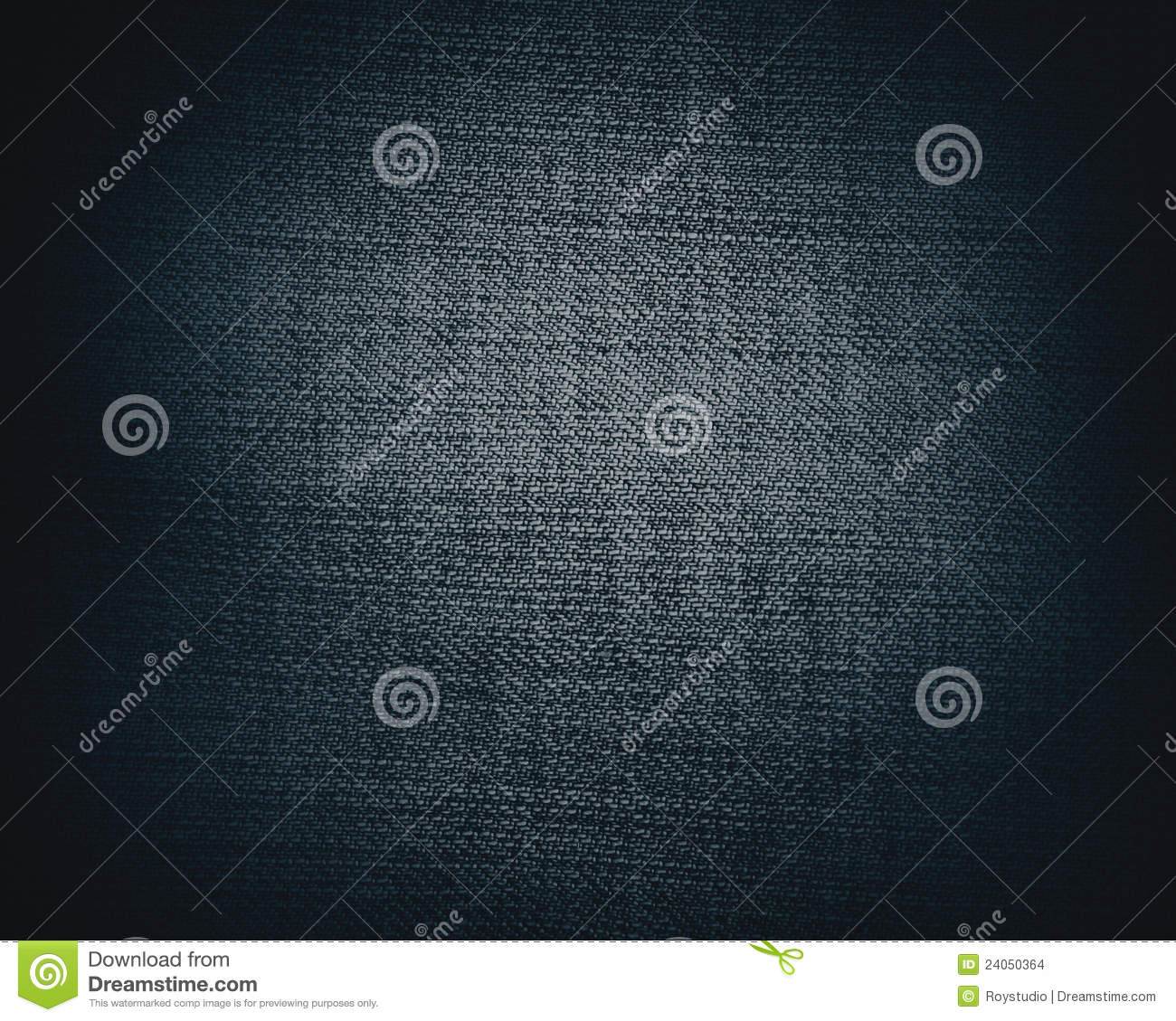 Black canvas texture or background