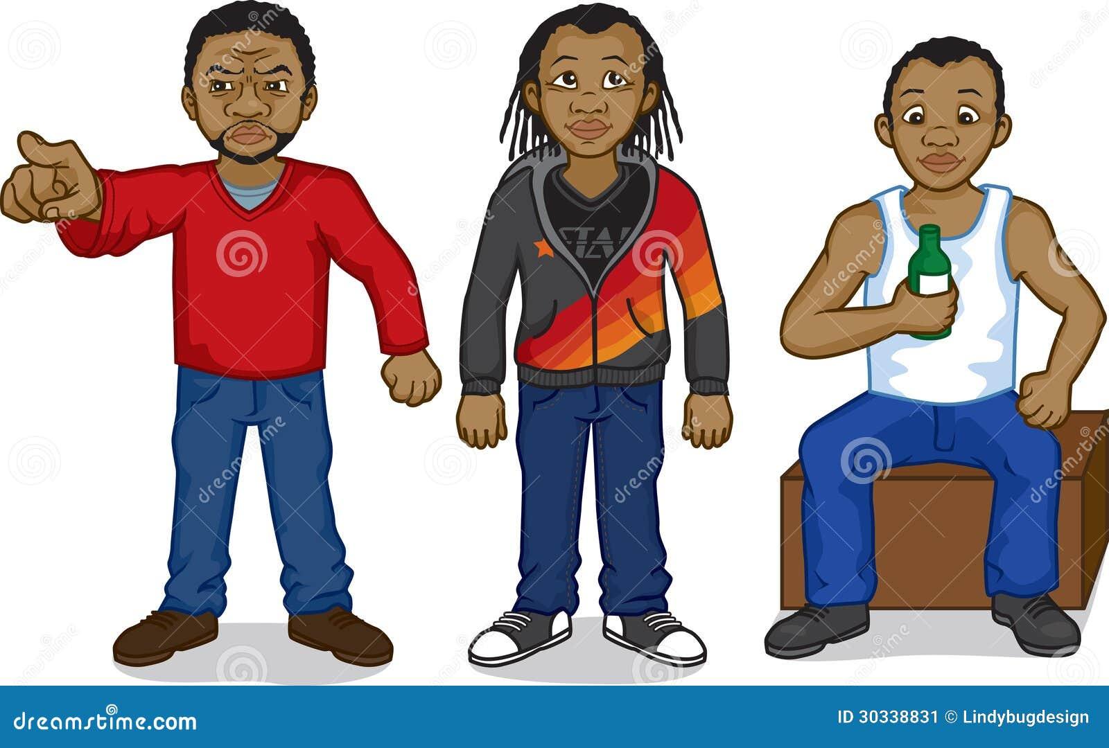 Black cartoon peopleOld Black Man Cartoon Characters