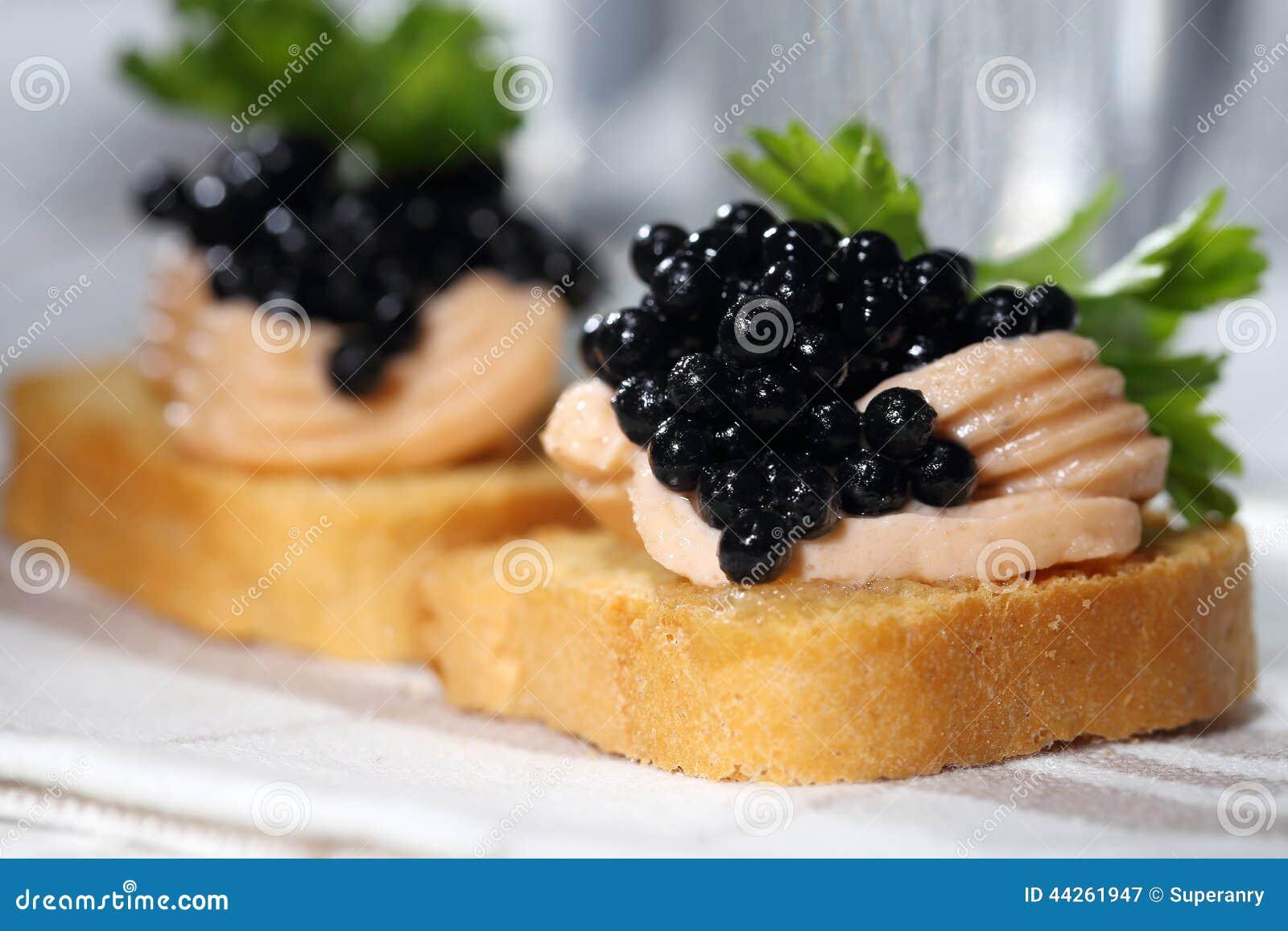 Black caviar pate and vodka stock image image 44261947 for Black caviar fish